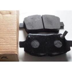 Колодки тормозные передние BEAT S18D-3501080