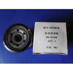 Фильтр масляный TIGGO, EASTAR, ELARA, F3, VOLEEX C30 SMD 2/2,4 B11-1012010 (шт.)